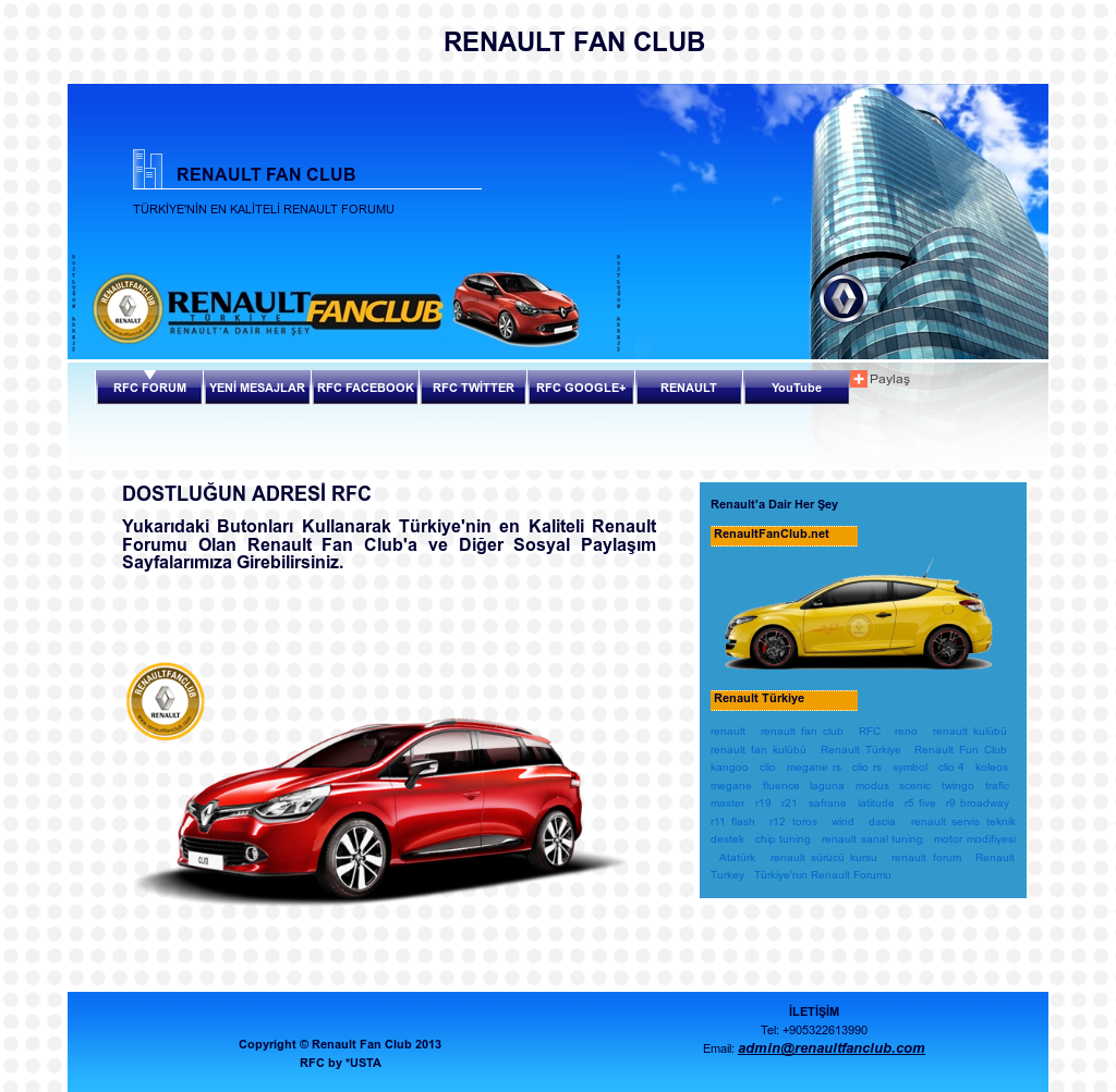 Renault Fan Club Competitors, Revenue and Employees - Owler