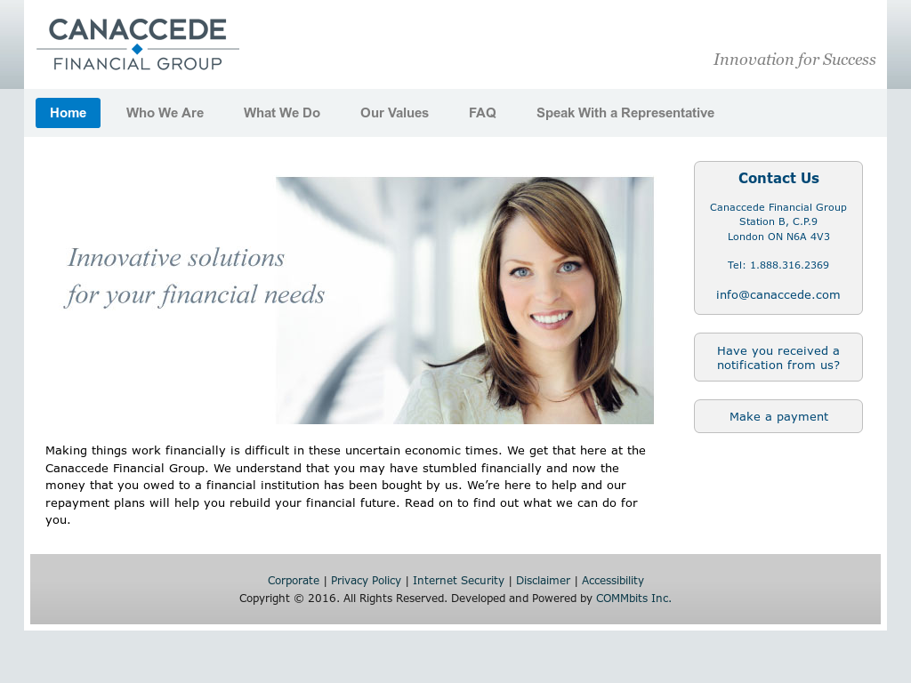 Canaccede international investments investment banking internships deadlines for scholarships