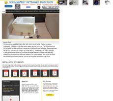 Coolingmist website history