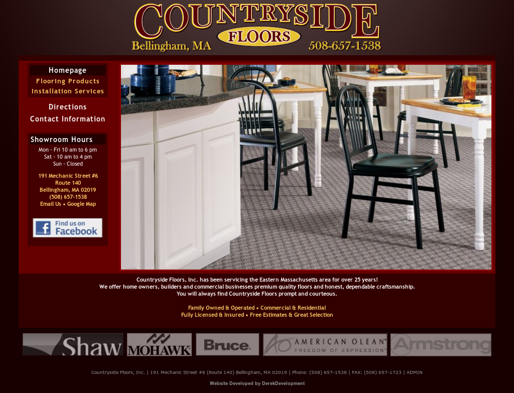Countryside Floors Competitors Revenue And Employees