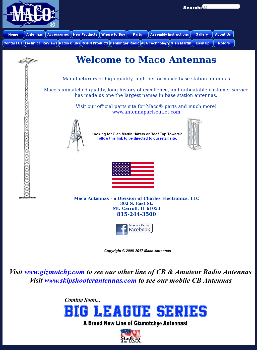 Maco Antennas Competitors, Revenue and Employees - Owler