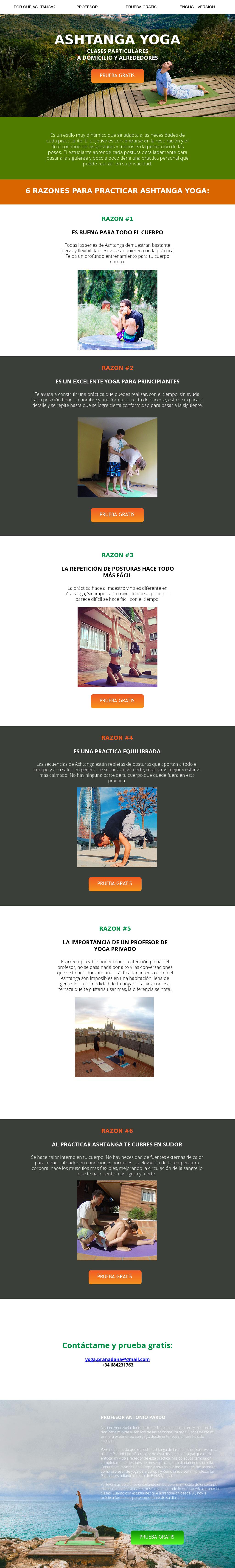 Pranadana Yoga Barcelona Competitors Revenue And Employees