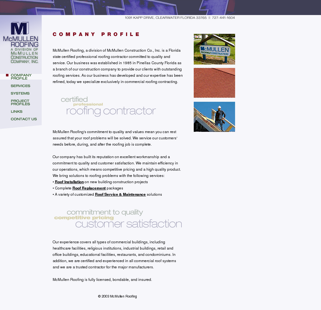 McMullen Roofing Competitors, Revenue and Employees - Owler Company ...