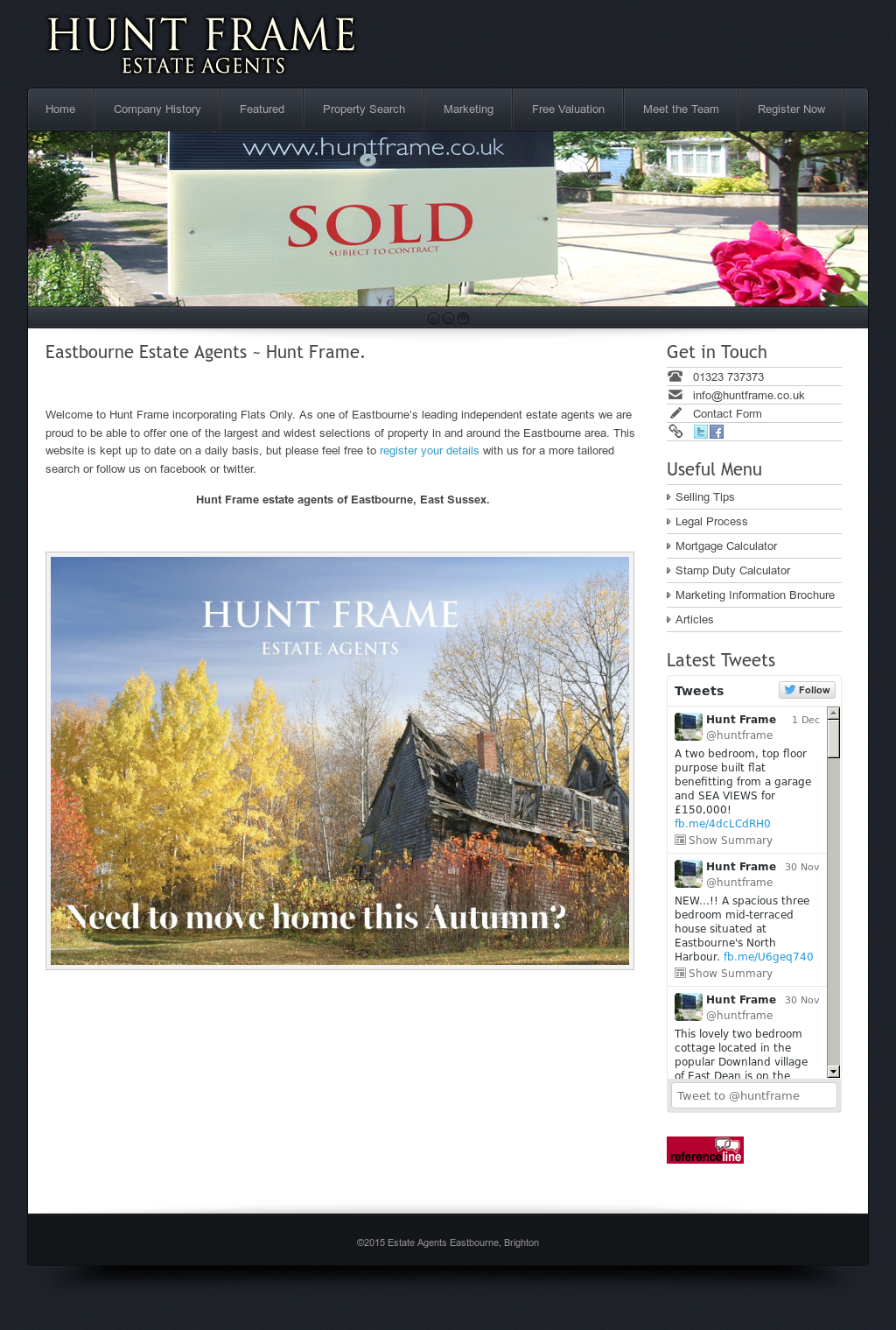 Hunt Frame Estate Agents Competitors, Revenue and Employees - Owler ...