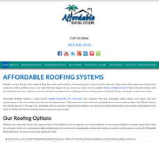 Marvelous Dec 2016. Mar 2017. Jul 2017. Aug 2017. Affordable Roofing Systems Website  History