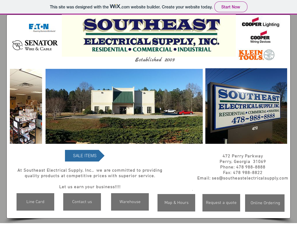 Southeast Competitors Revenue And Employees Owler Company Profile Cooper Wiring Devices Inc Southeasts Website Screenshot On Jun 2018