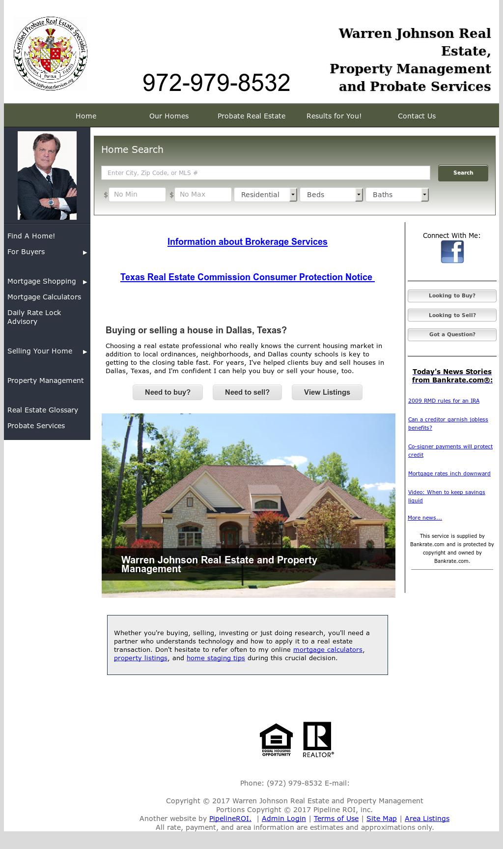 Warren Johnson Real Estate & Property Management Competitors