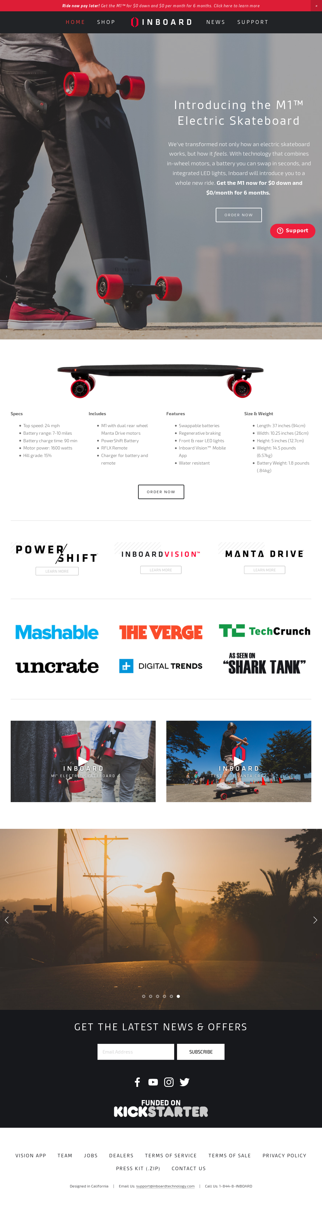 Inboard Shark Tank >> Inboard Skate Competitors Revenue And Employees Owler Company Profile
