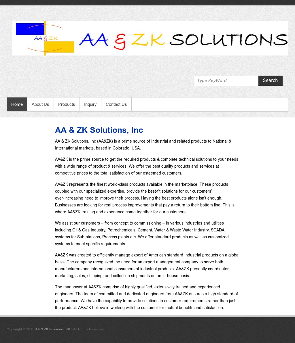 Aazksolutions Competitors, Revenue and Employees - Owler