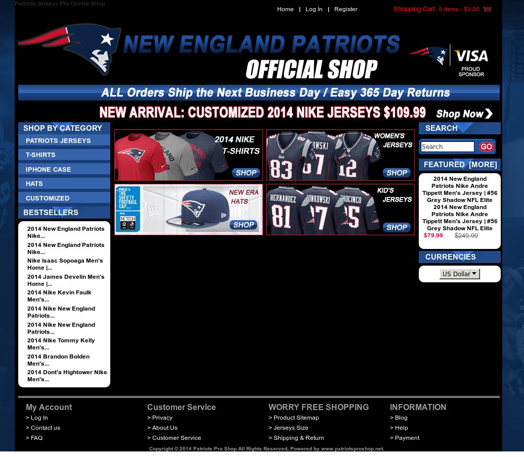 wholesale dealer 008aa 53b0a Patriots Pro Shop Competitors, Revenue and Employees - Owler ...