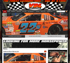 VDL Fuel Systems website history