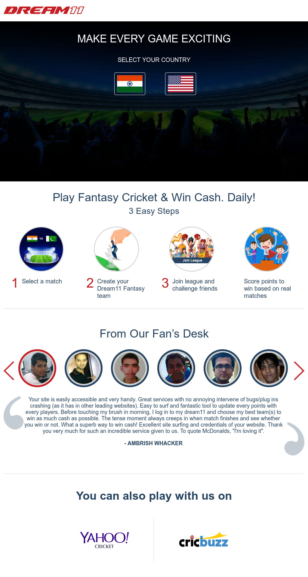 Dream11 Competitors, Revenue and Employees - Owler Company Profile