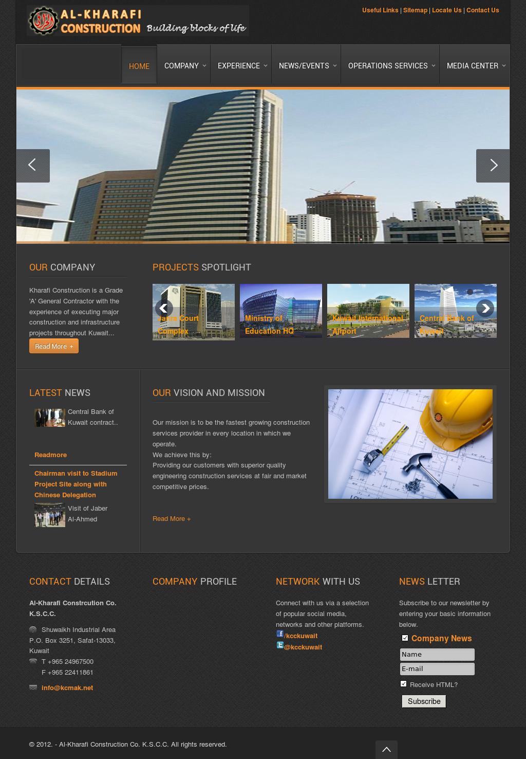 Al Kharafi Company Kuwait