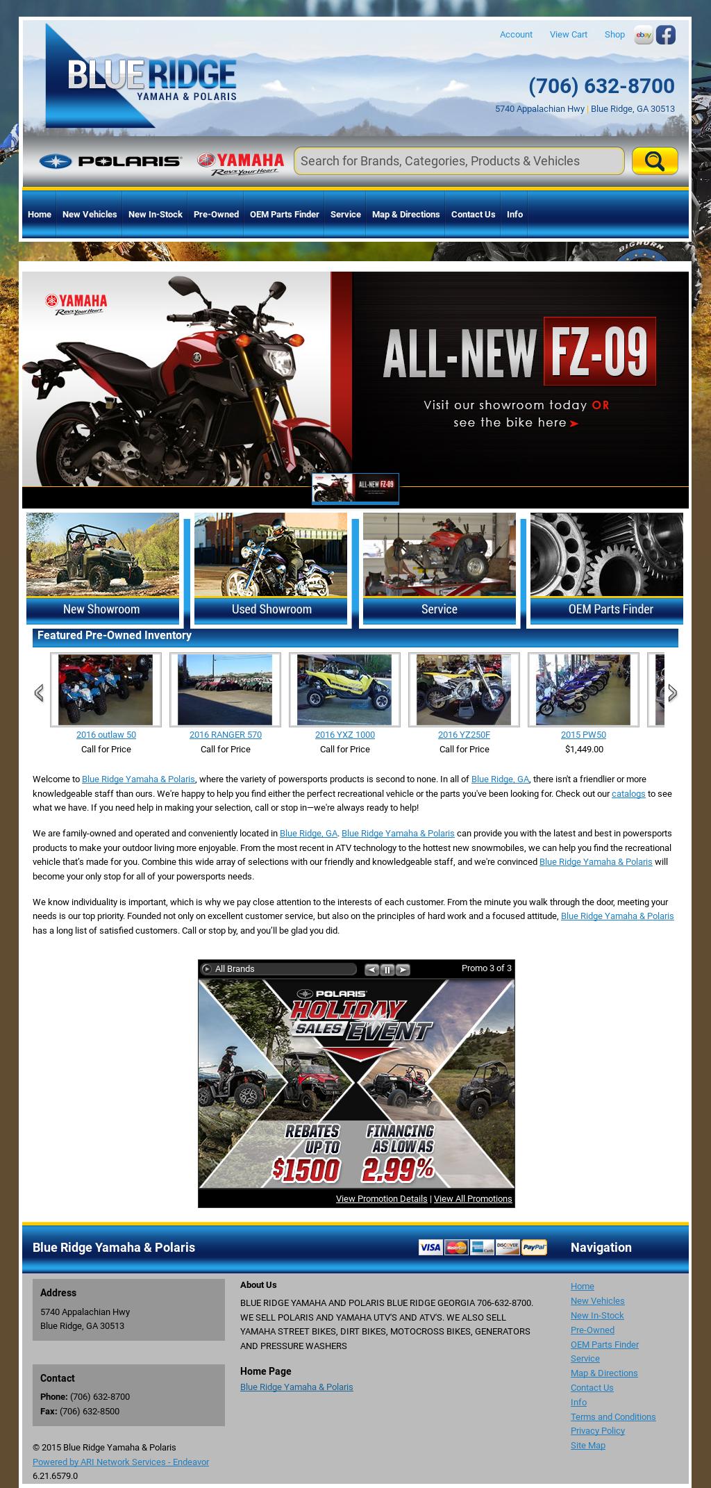 Blue Ridge Yamaha Competitors, Revenue and Employees - Owler