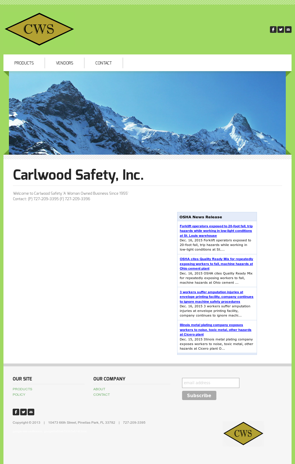 Carlwood Safety Competitors, Revenue and Employees - Owler Company