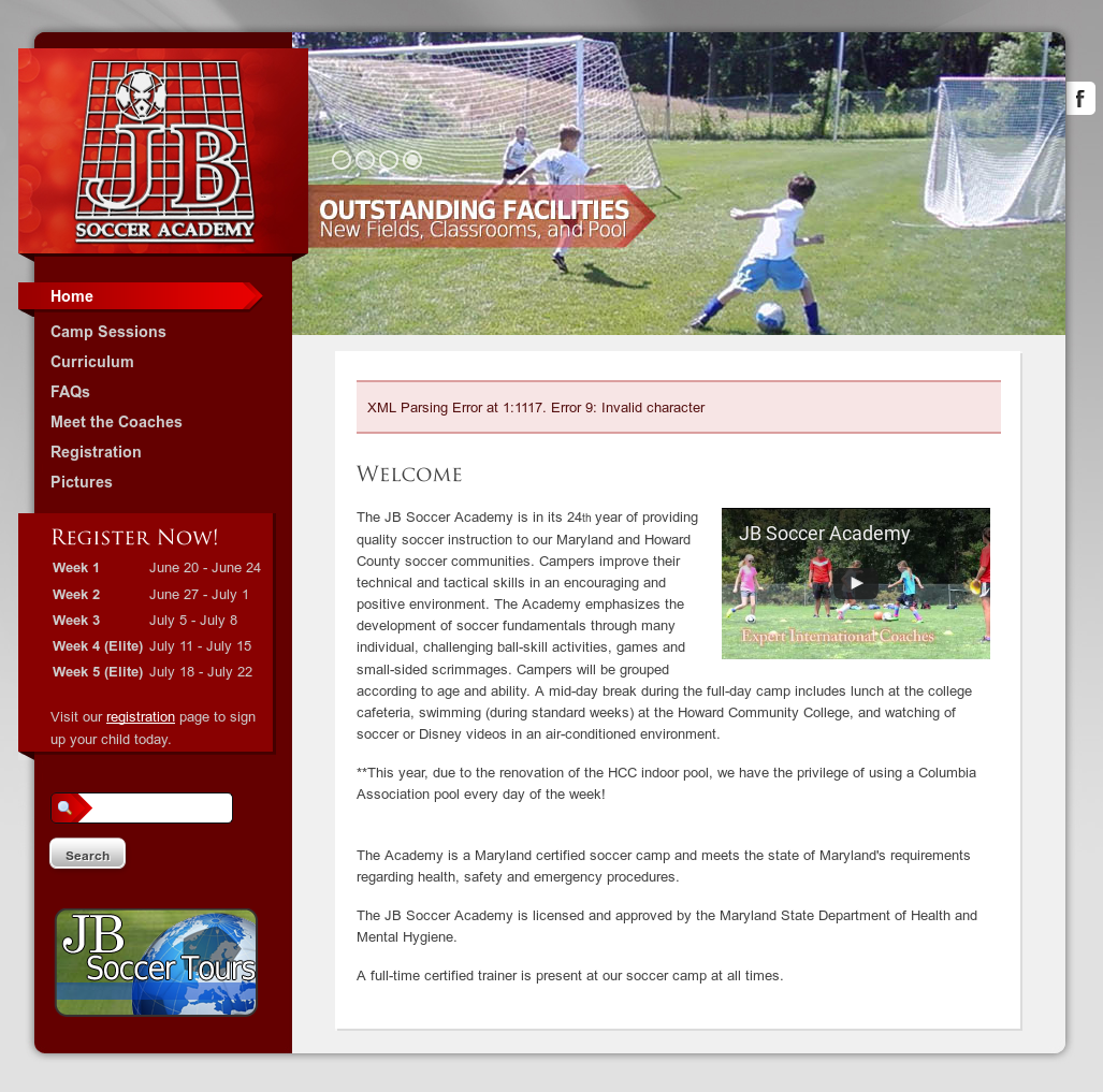 Jb Soccer Academy Competitors, Revenue and Employees - Owler