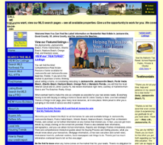 The Beaches Realty Group website history