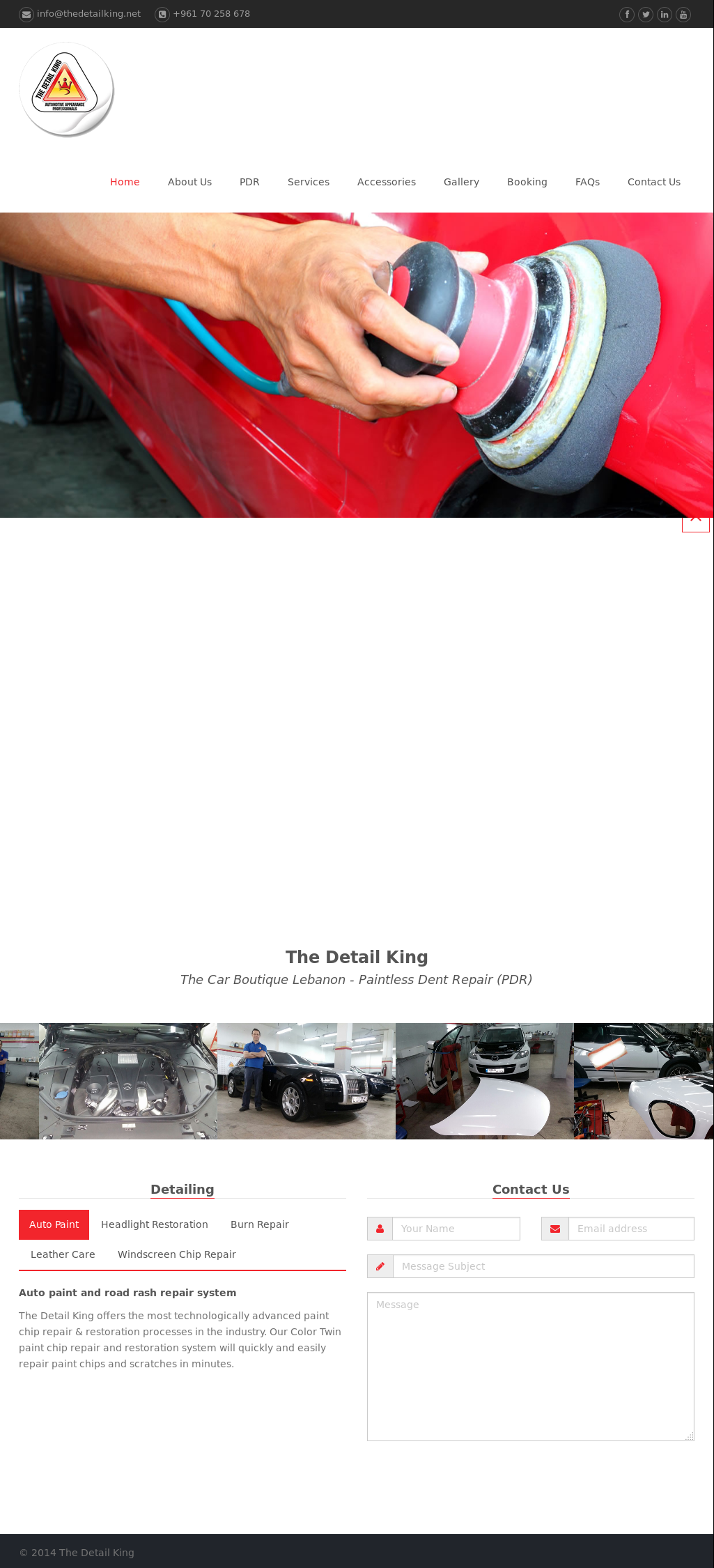 The Detail King Competitors, Revenue and Employees - Owler Company