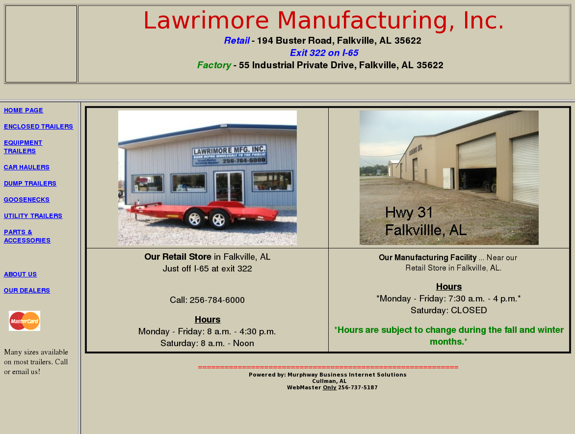 Lawrimore Manufacture Competitors, Revenue and Employees - Company ...