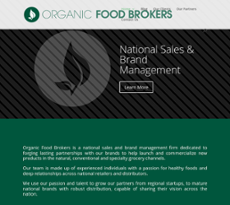 Organic Food Brokers Competitors, Revenue and Employees