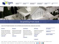 LGM website history