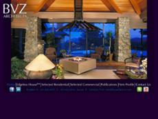 BVZ Architects website history