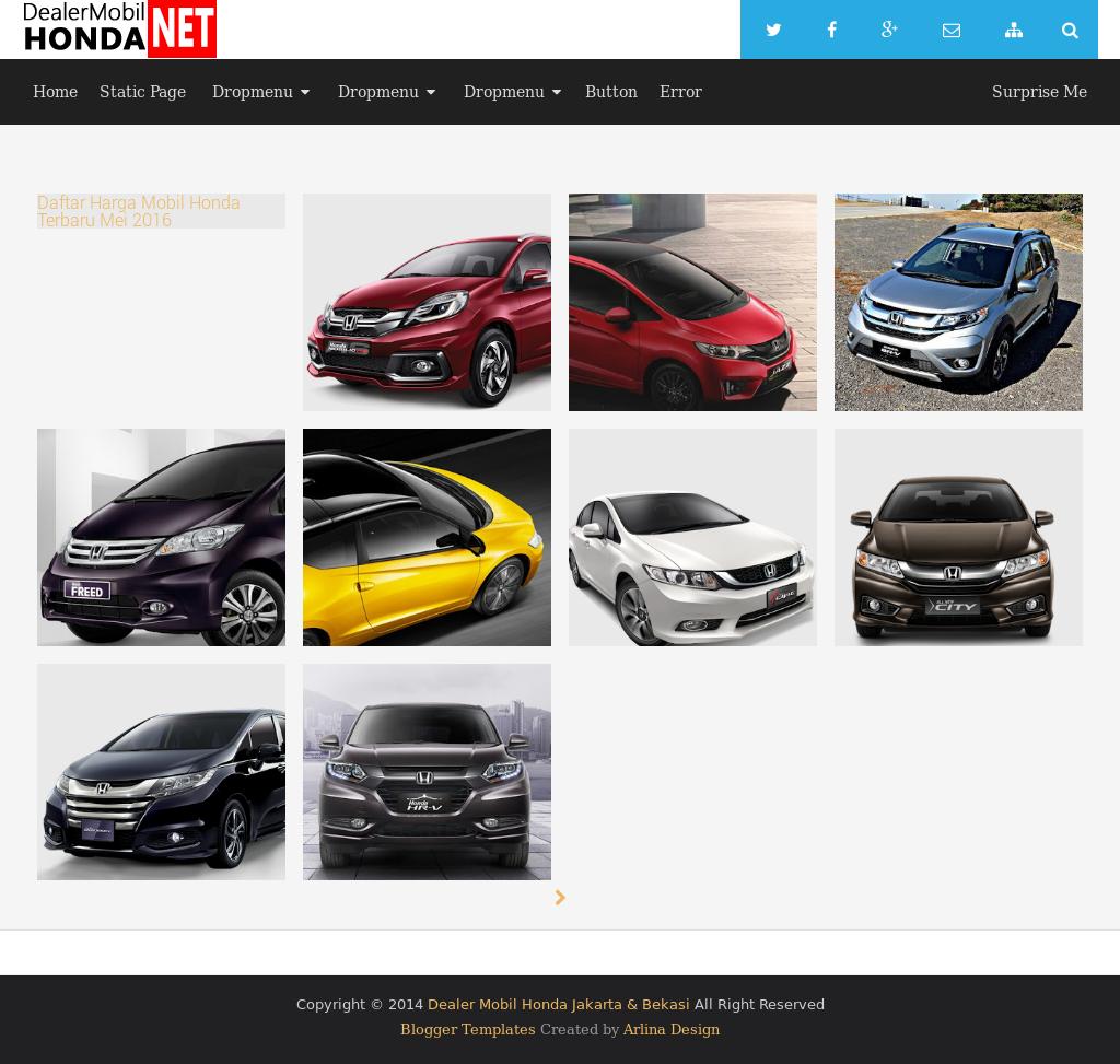 Kelebihan Kekurangan Daftar Mobil Honda Perbandingan Harga