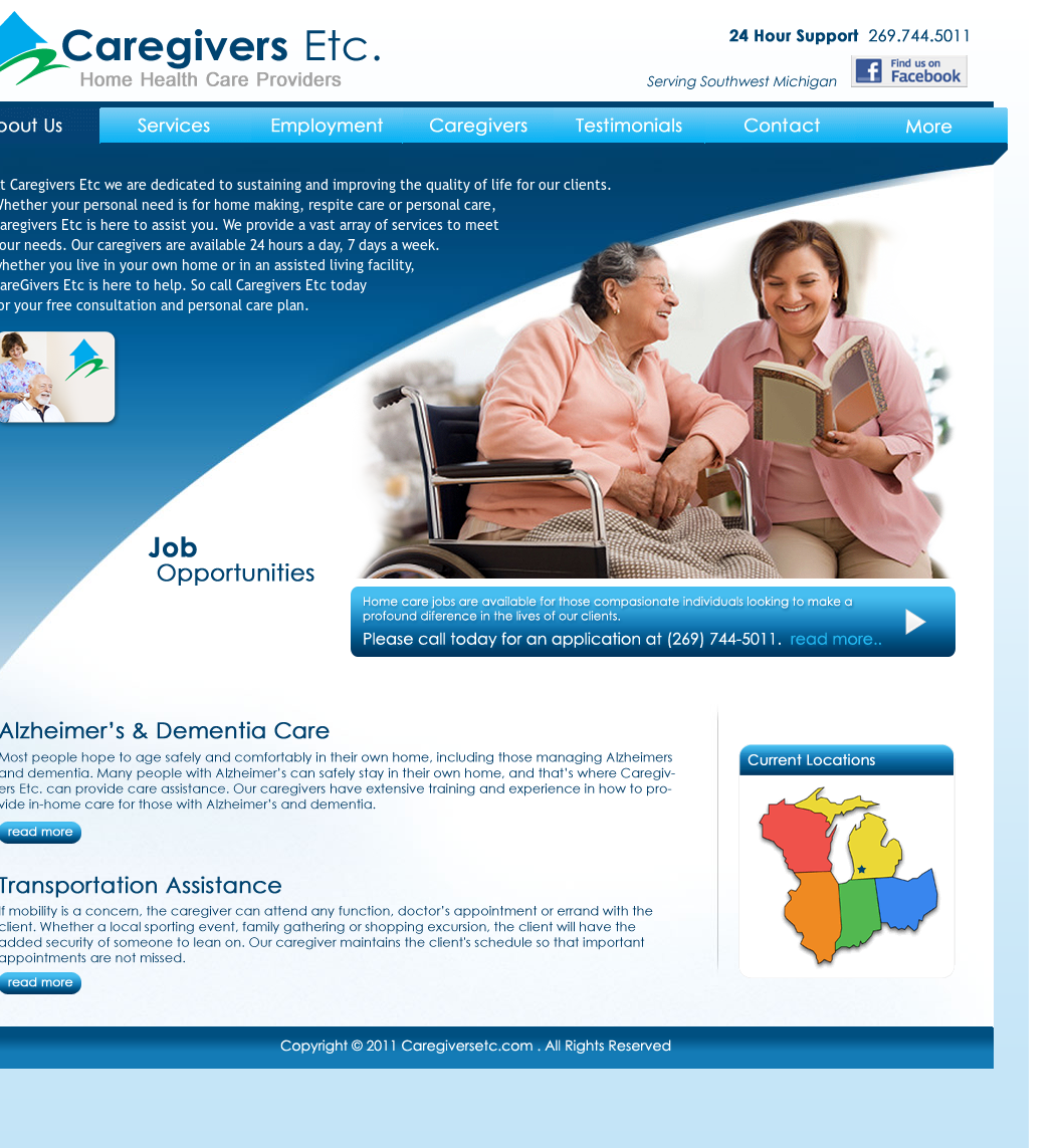 Dating sites for caregivers