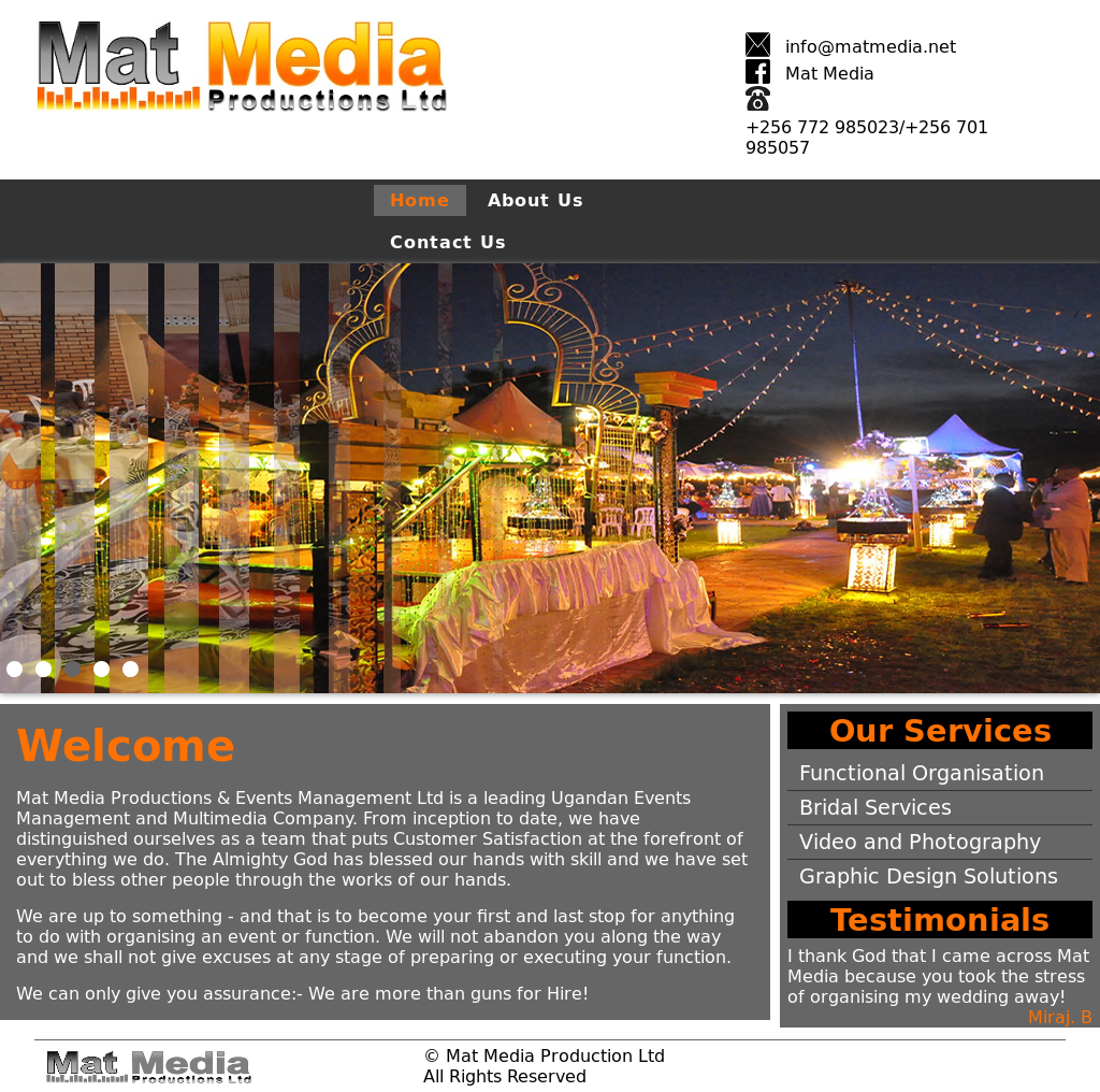 Mat Media Production Competitors, Revenue and Employees