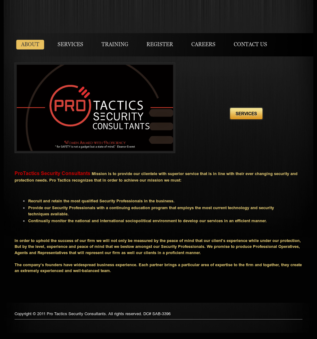 Pro Tactics Security Consultants Competitors, Revenue and Employees