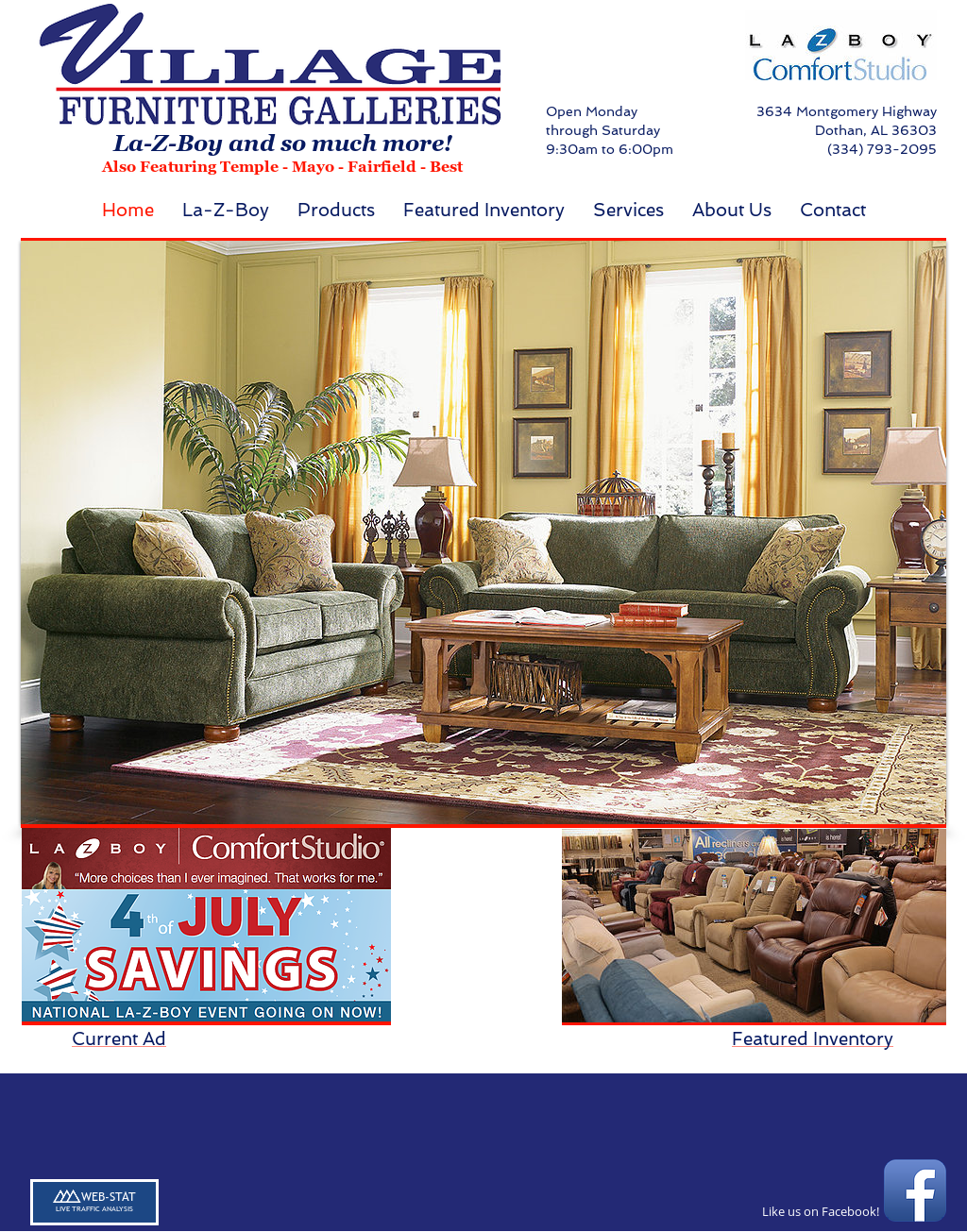 Village Furniture Galleries Compeors Revenue And Employees Owler Company Profile