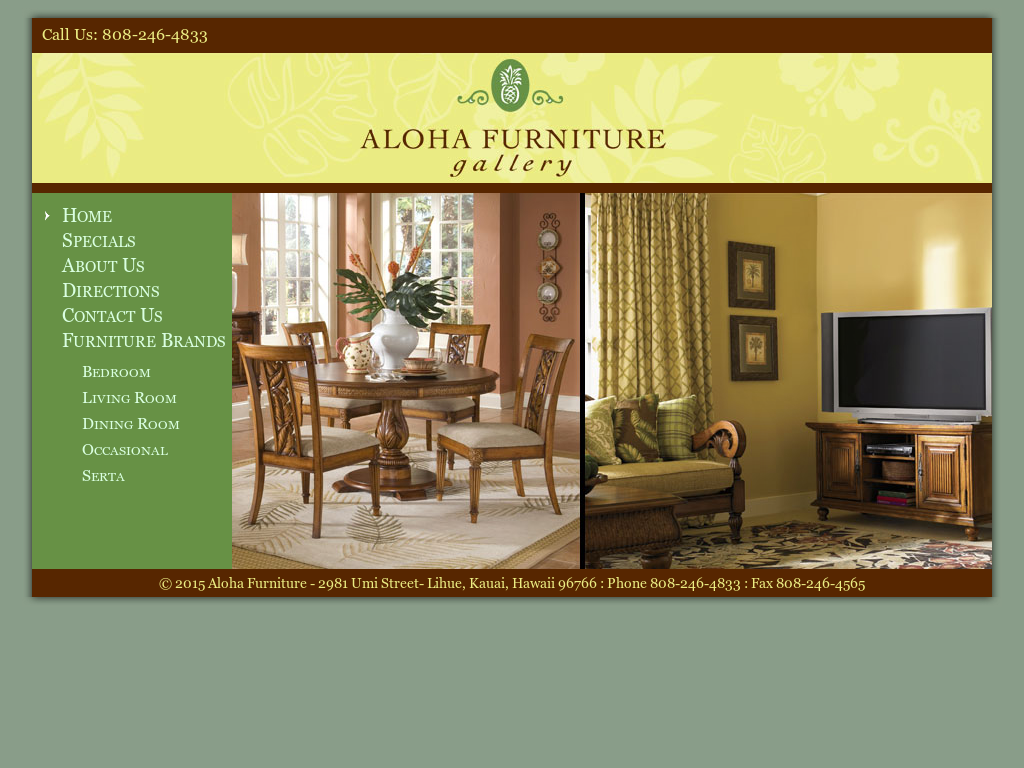 Aloha Furniture Competitors, Revenue And Employees   Owler Company Profile