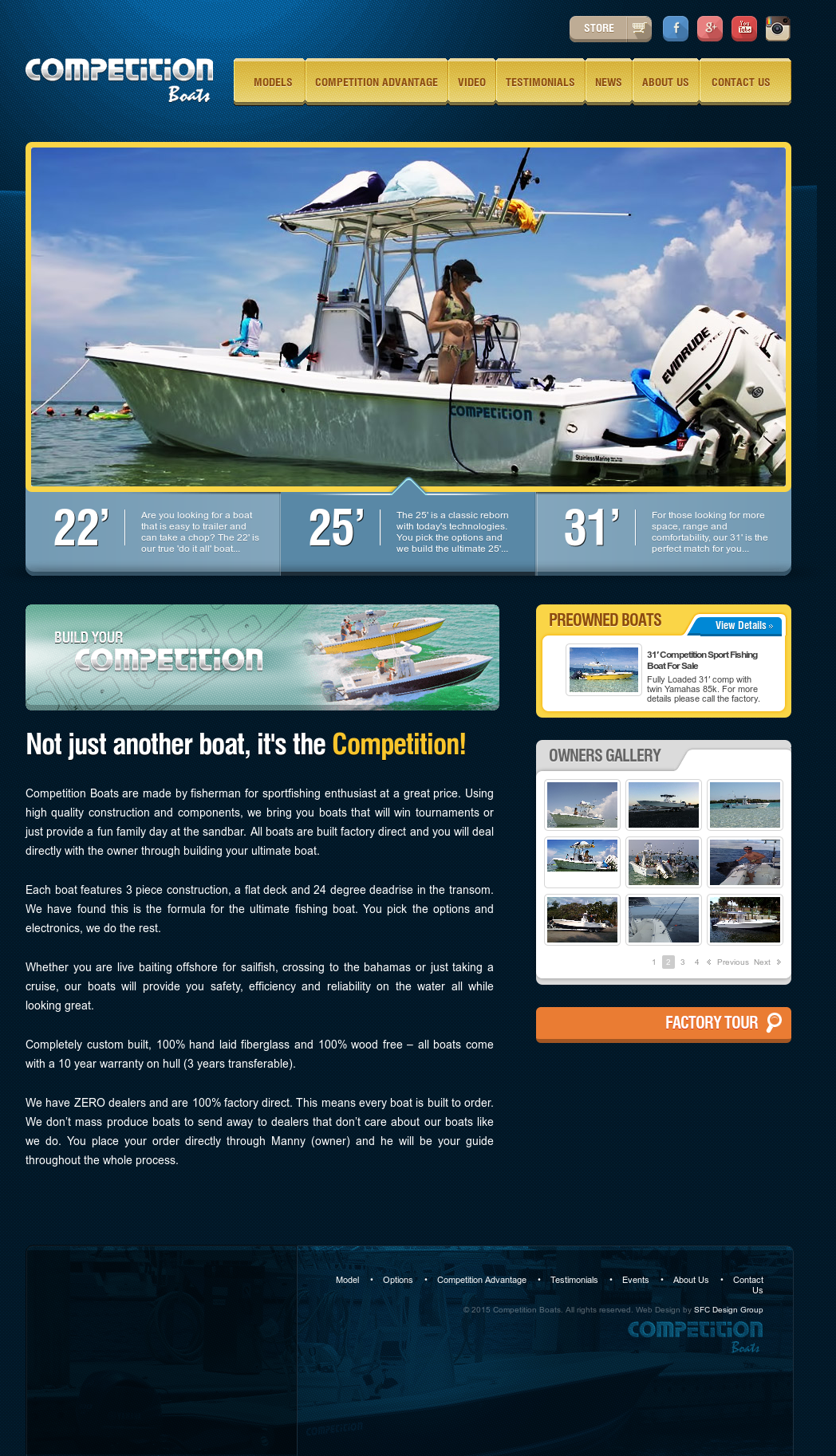 Competition Boats Competitors Revenue And Employees Owler