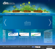 DM website history