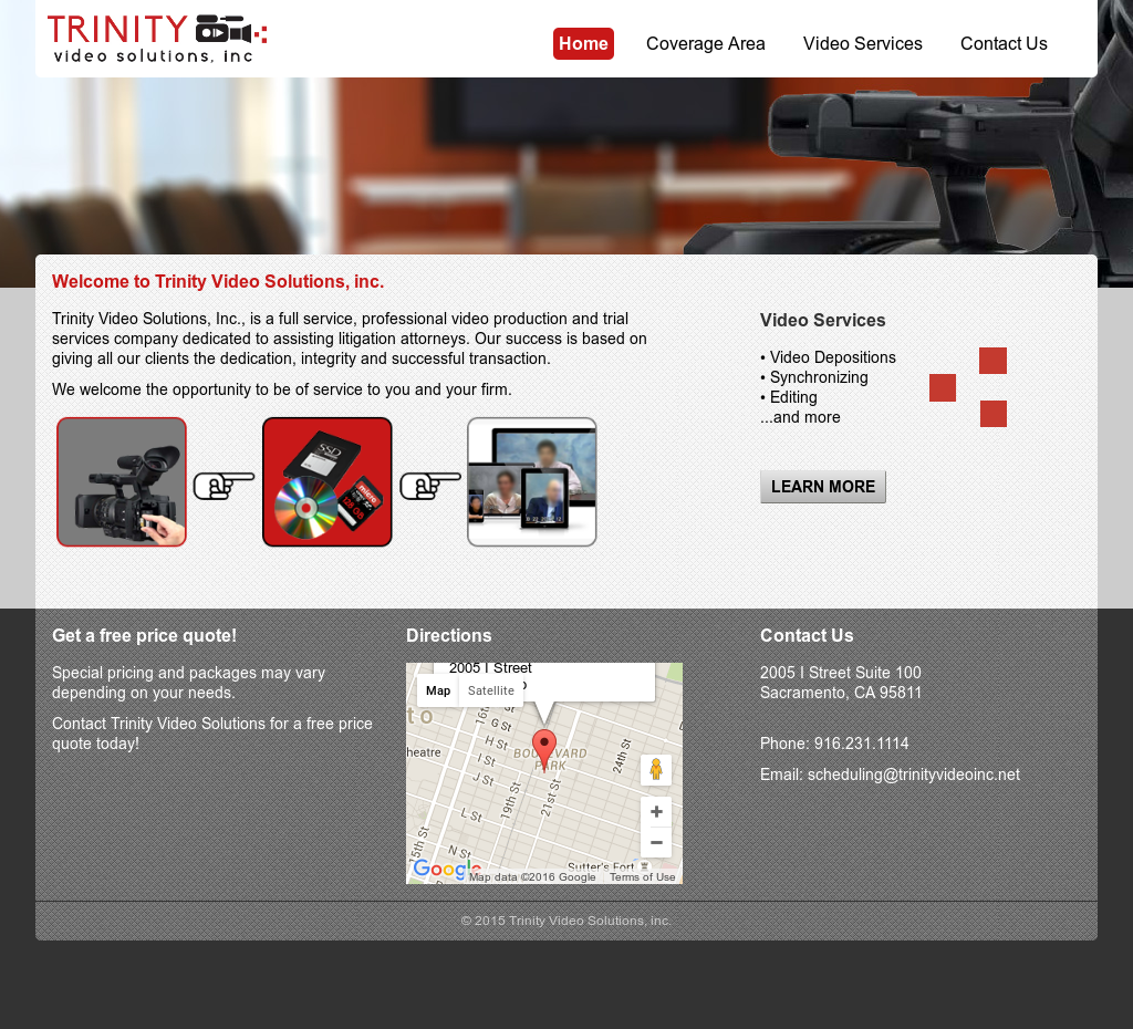 Trinity Video Solutions Competitors Revenue And Employees
