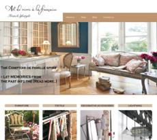 Vintage Furniture Website History