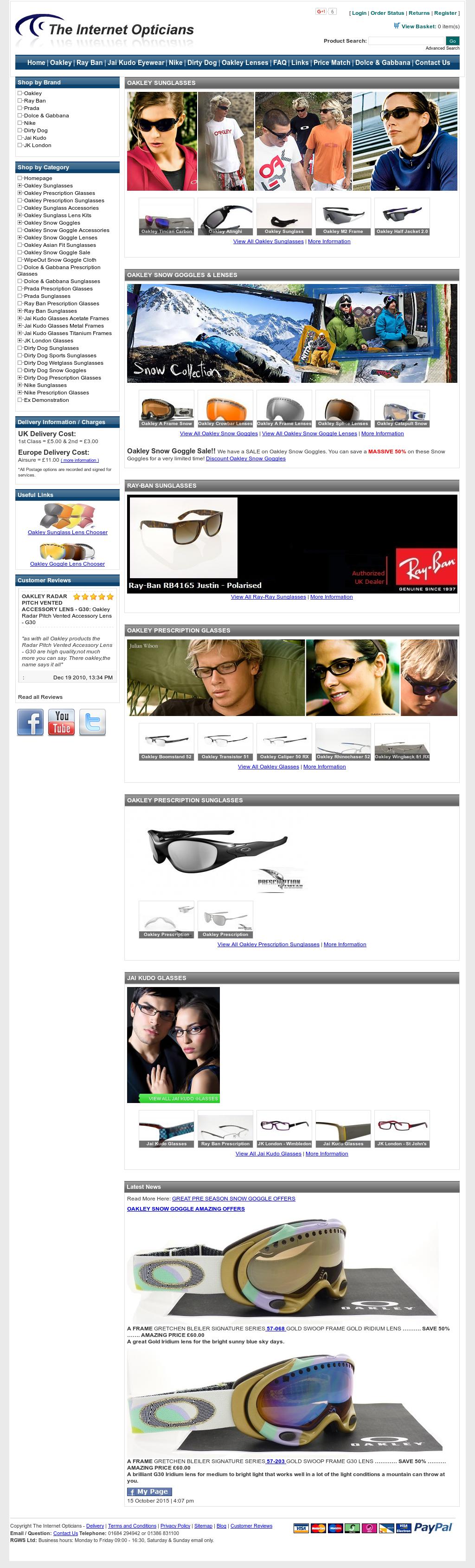 d0fd2d31546 The Internet Opticians Competitors