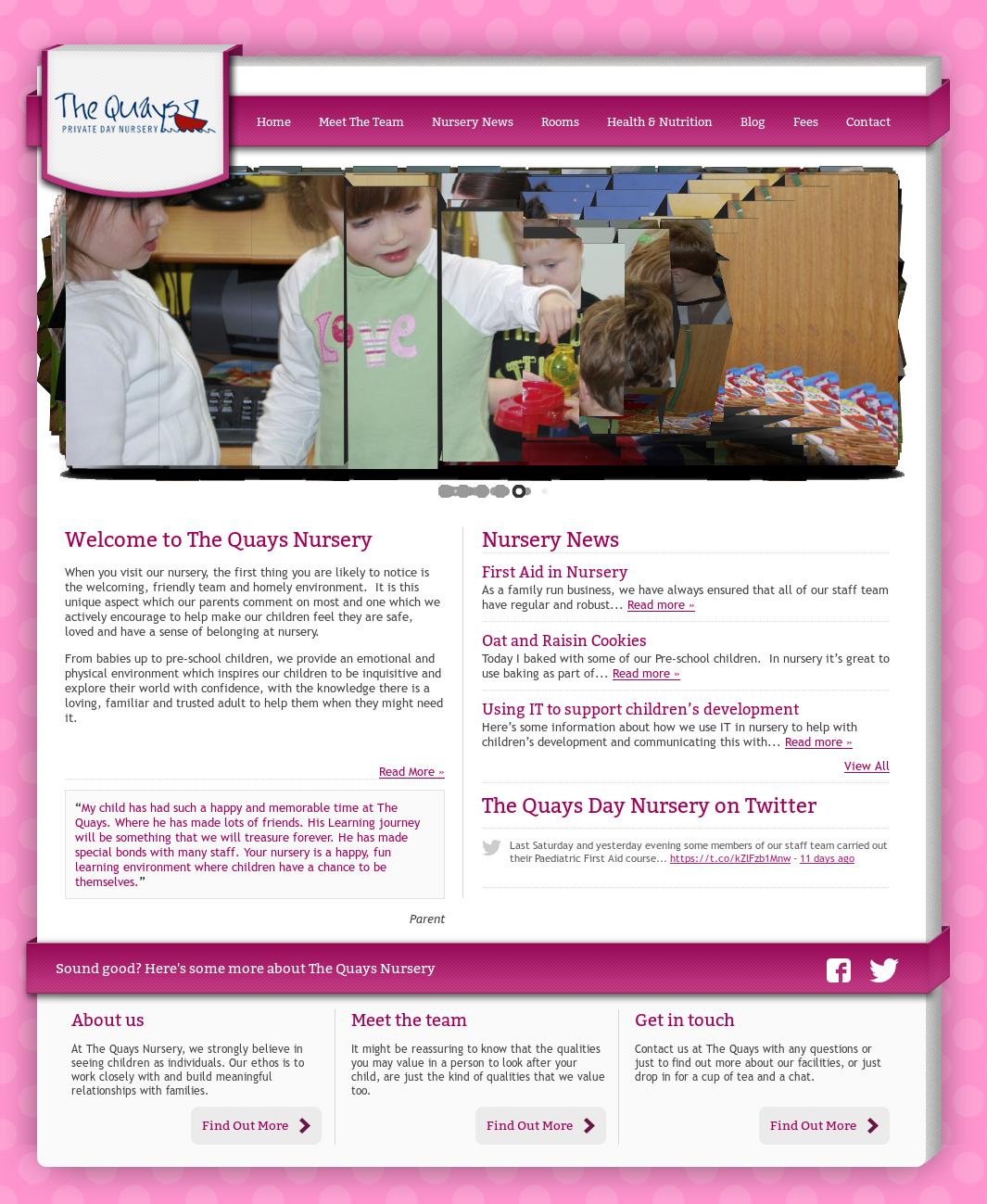 9cdb72f709b Quays Day Nursery & Pre-school Competitors, Revenue and Employees - Owler  Company Profile