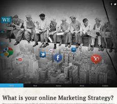 Nu Digital Marketing website history