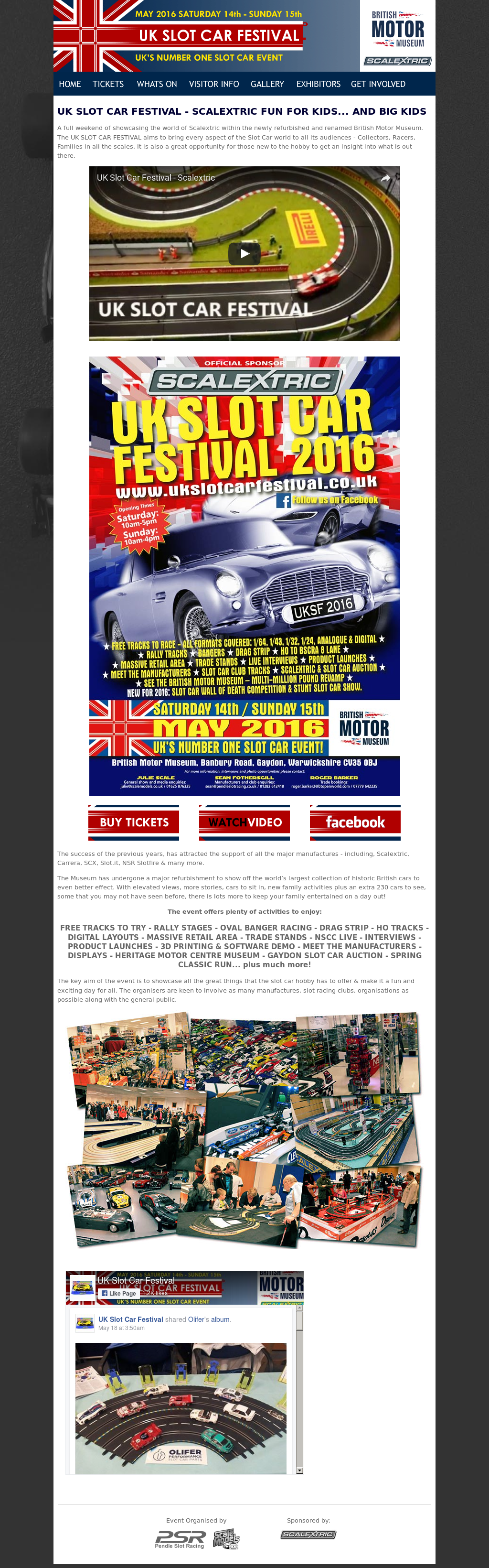Uk Slot Car Festival Competitors, Revenue and Employees