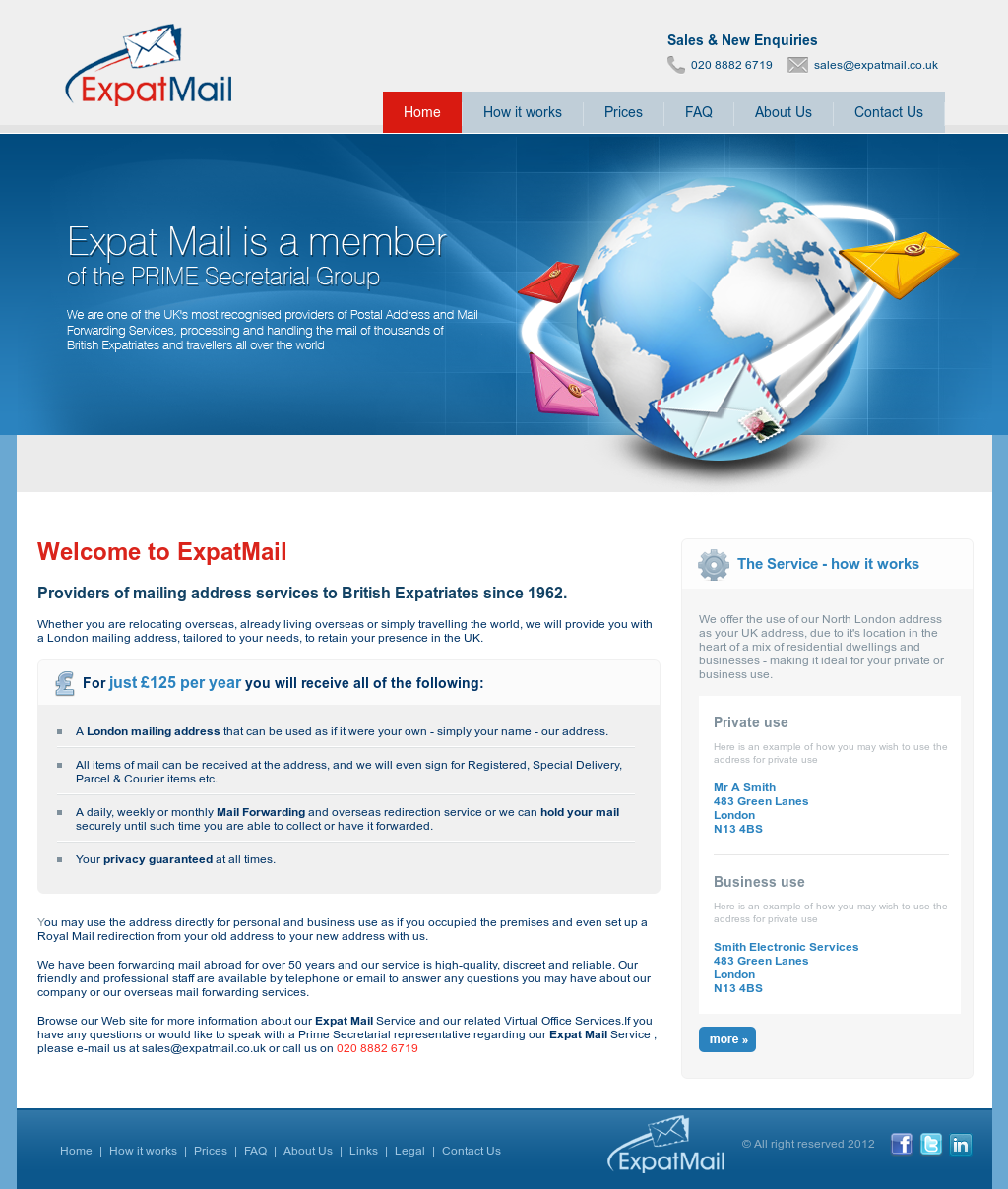 Mailing Address Competitors, Revenue and Employees - Owler