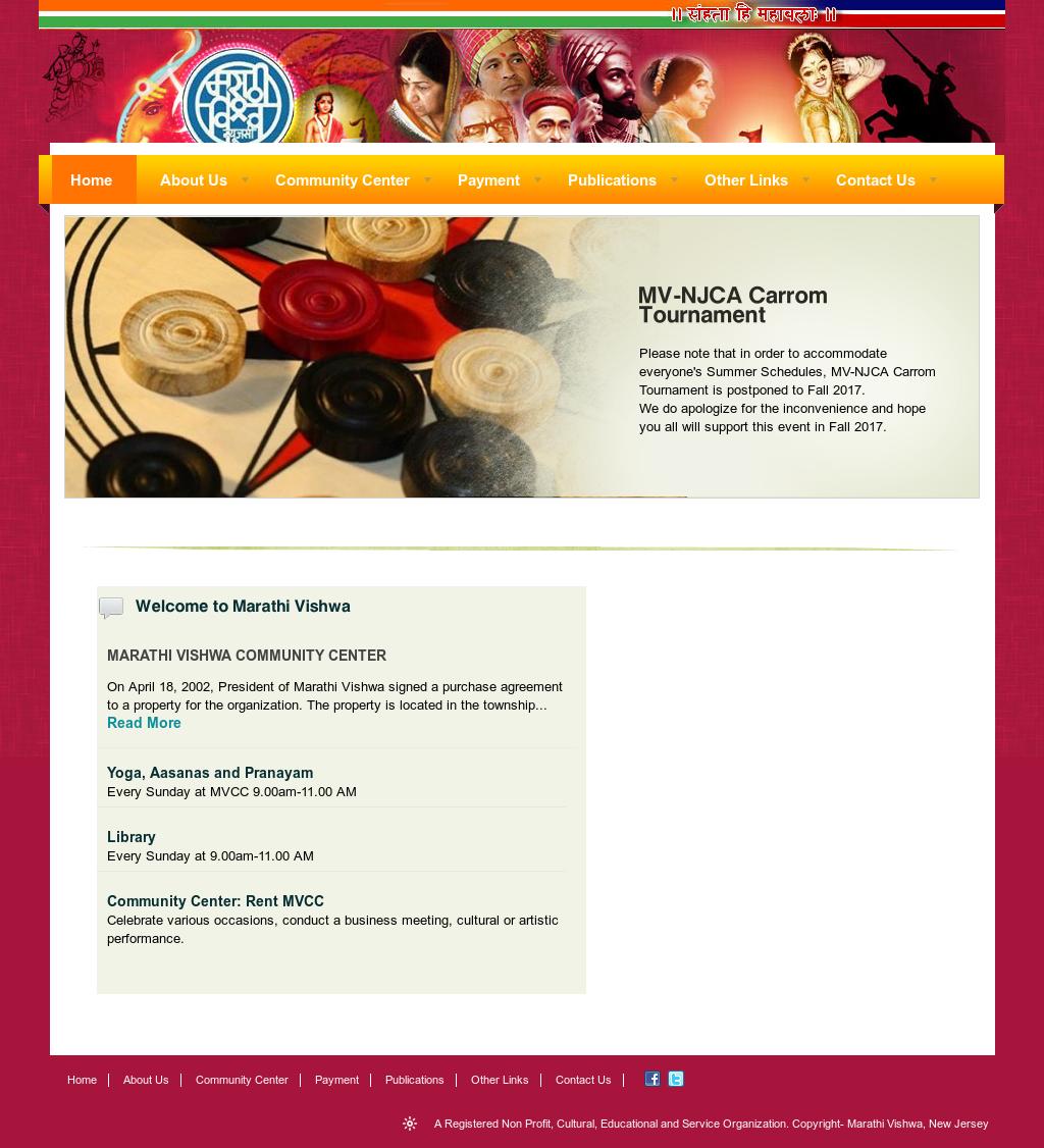 Marathi Vishwa Nj Competitors, Revenue and Employees - Owler