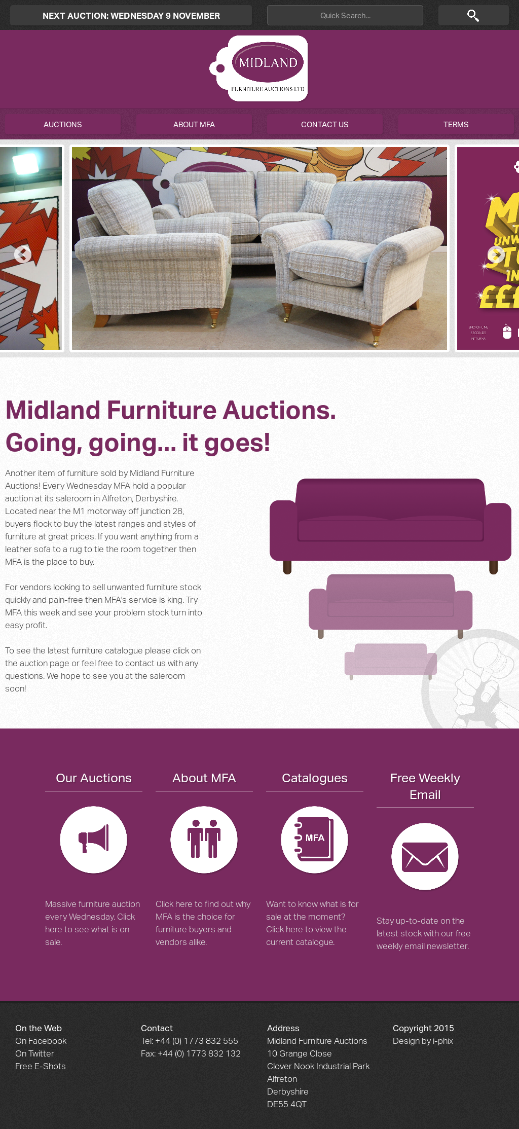 Midlandfurnitureauctions Competitors, Revenue And Employees   Owler Company  Profile