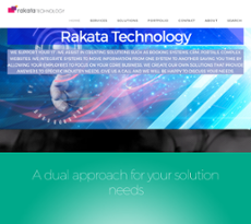 Rakata Technology Competitors, Revenue and Employees - Owler