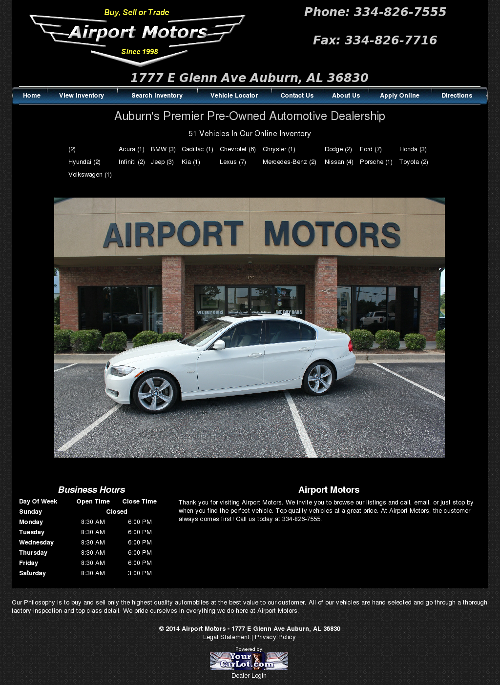 Airport Motors Competitors, Revenue and Employees - Owler Company Profile