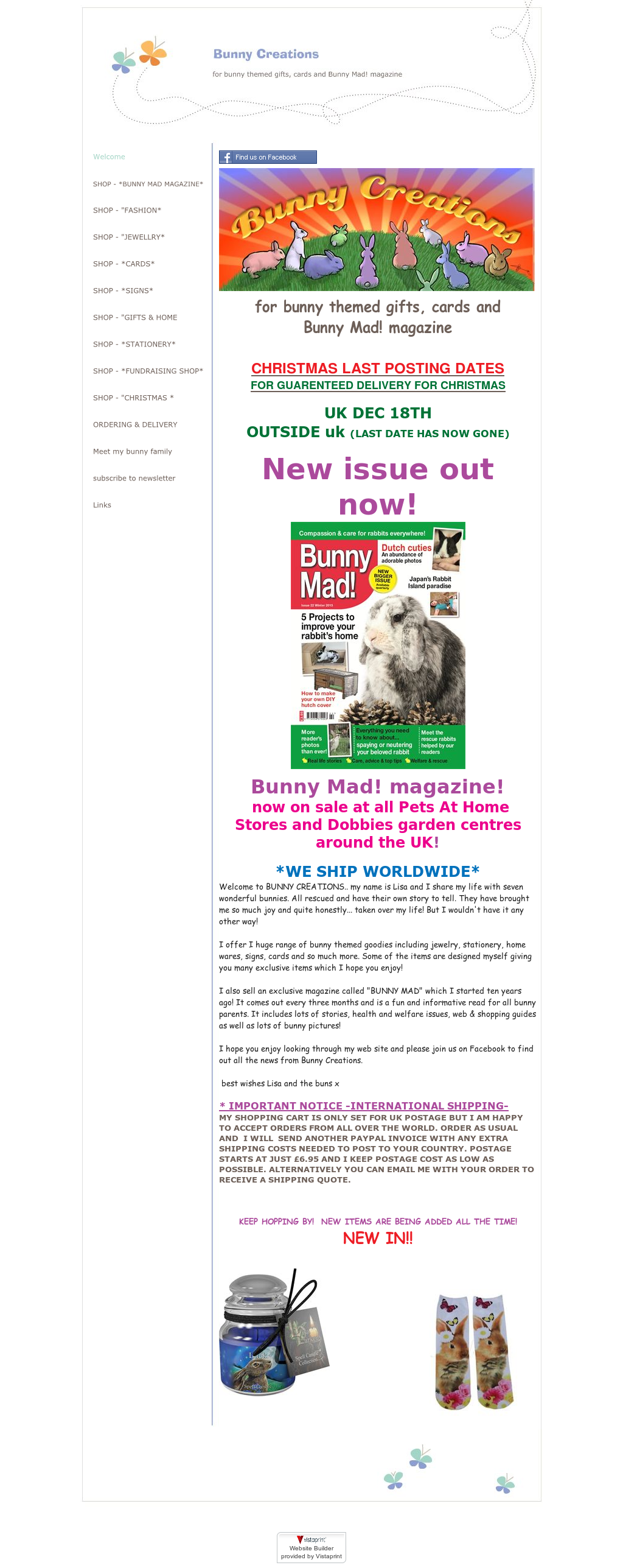 Bunny Mad Magazine For Pet Rabbit Lovers Competitors