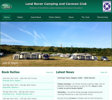 Land Rover Camping And Caravan Club Competitors Revenue And