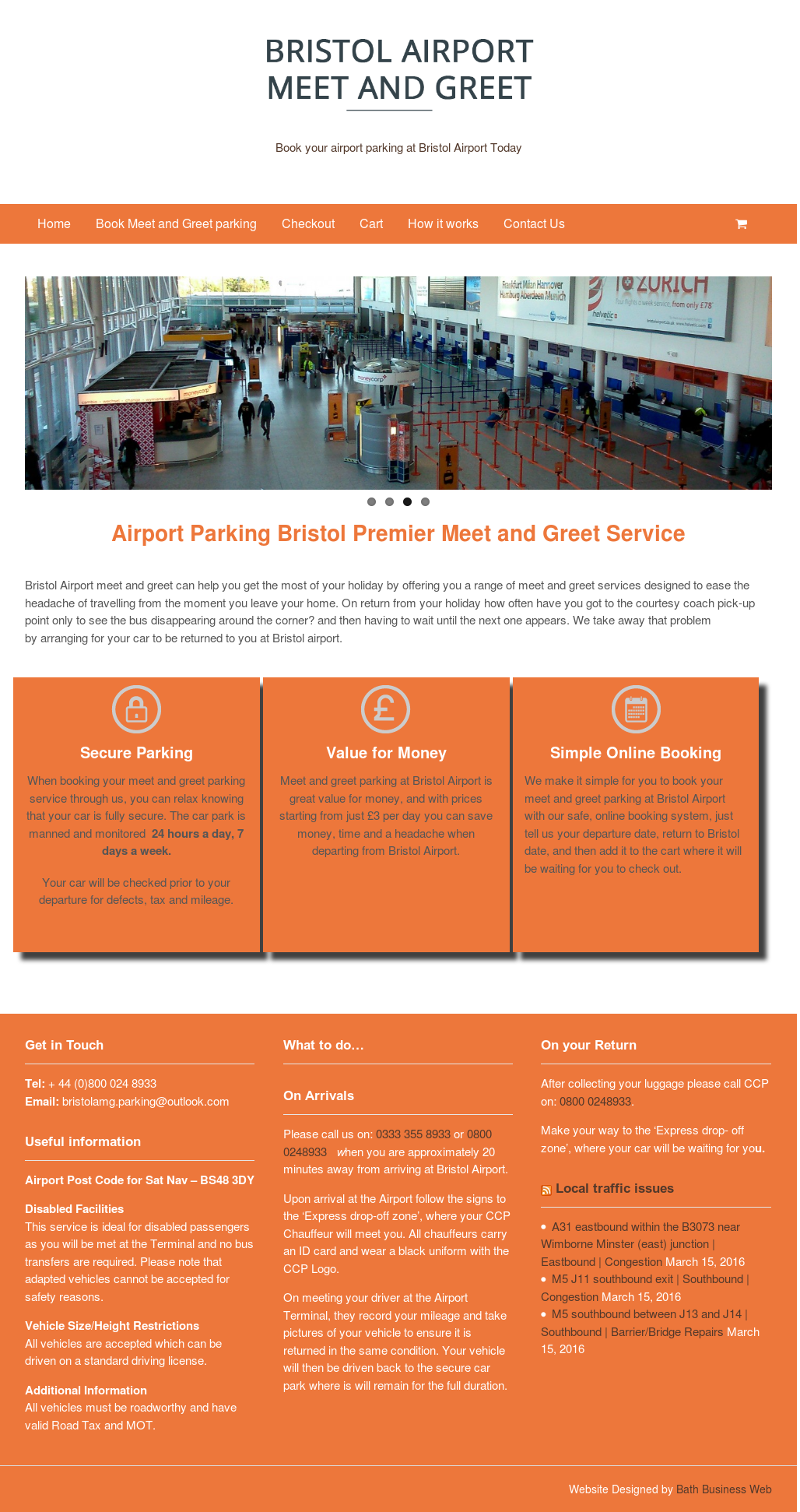 Airport Parking Bristol Competitors Revenue And Employees Owler