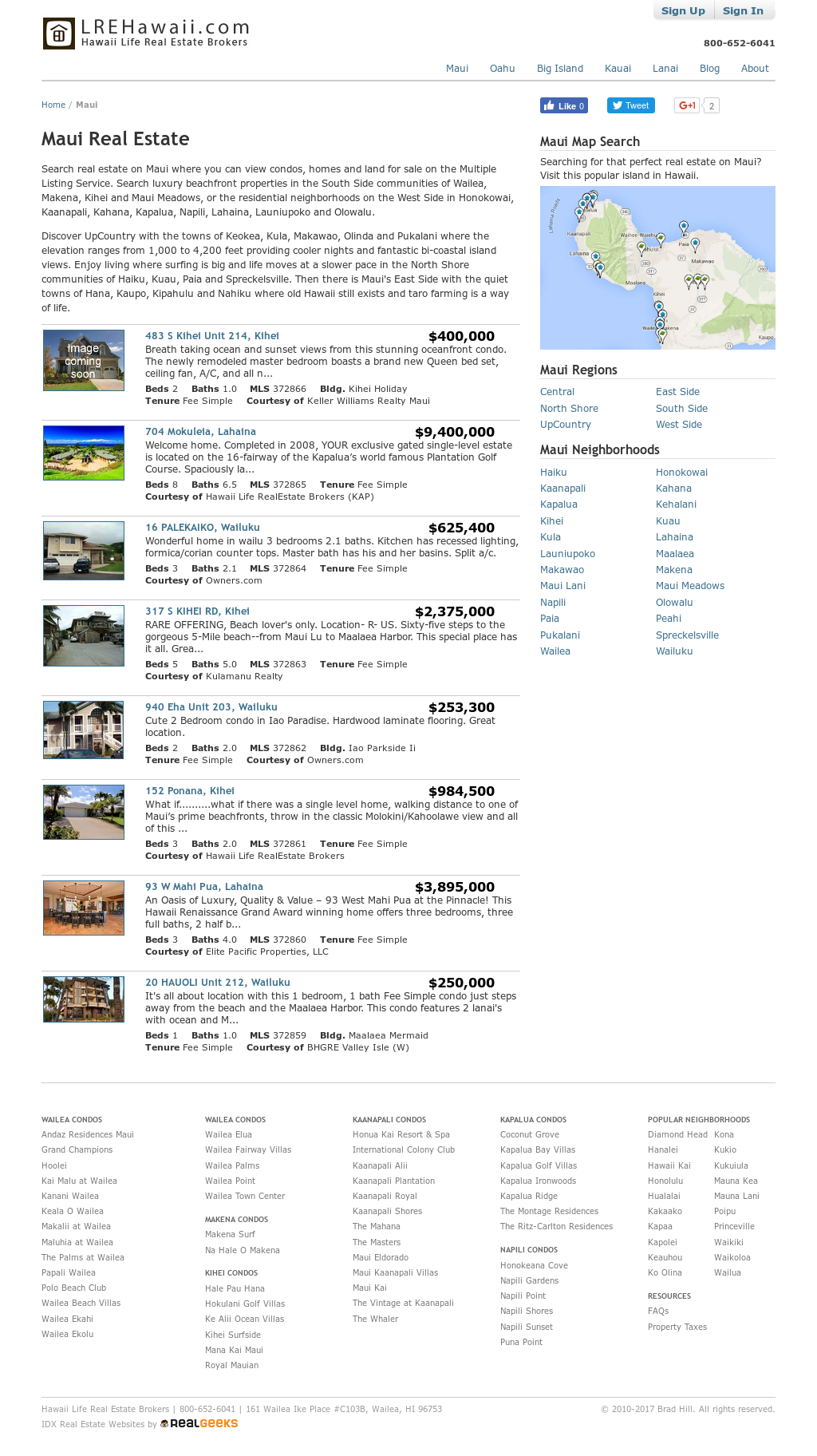 Localmauirealestate Competitors, Revenue and Employees - Owler ...