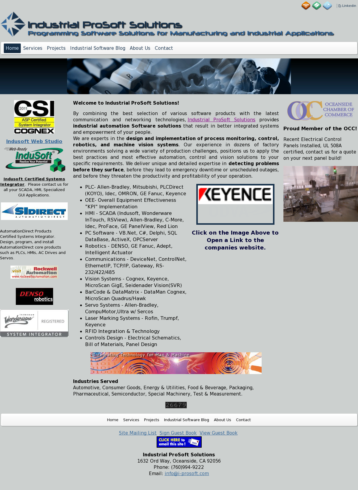 Industrial ProSoft Solutions Competitors, Revenue and